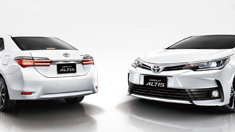 本月最熱賣車款,依舊由Toyota Corolla Altis 1.8稱霸,總共賣出1,481輛。(圖片來源:Yahoo奇摩汽車機車https://autos.yahoo.com.tw/new-cars/trim/toyota-corolla-altis-2018-1-.-8%E5%B0%8A%E7%88%B5%E7%89%88)