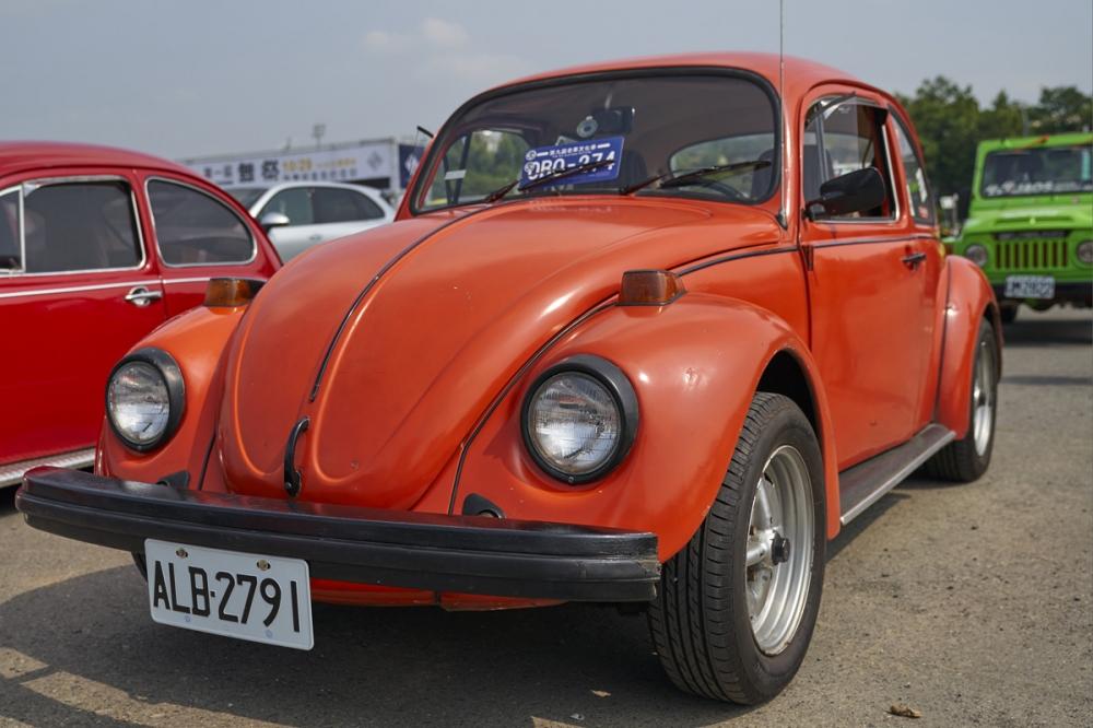 Volkswagen Beetle 正面
