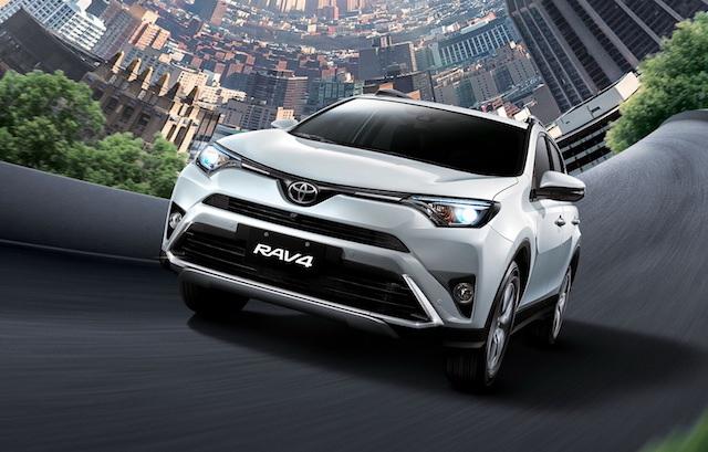 6月進口休旅車冠軍由Toyota RAV4蟬聯,且還比上個月多賣出84台,這股買氣能否延續到下月值得觀察