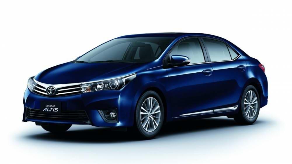 Toyota Corolla Altis 1.8以1,560台拿下9月最熱賣車款,短期內冠軍地位難以撼動。(圖片來源:https://autos.yahoo.com.tw/new-cars/trim/toyota-corolla-altis-2015-1-.-8%E9%9B%85%E7%B7%BB%E7%89%88)