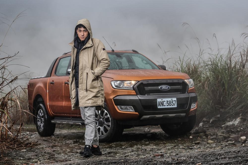 【型男試駕中】Vol.1 絕對強悍!Ford Ranger越野大挑戰