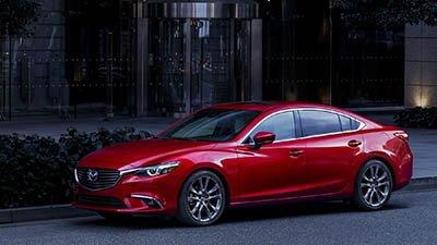 進口車銷量部份,上個月第2名的Mazda成功把Toyota拉下馬,以賣出1,866輛回到冠軍(圖片來源:https://www.dahlmazda.com/2018-mazda6.html)