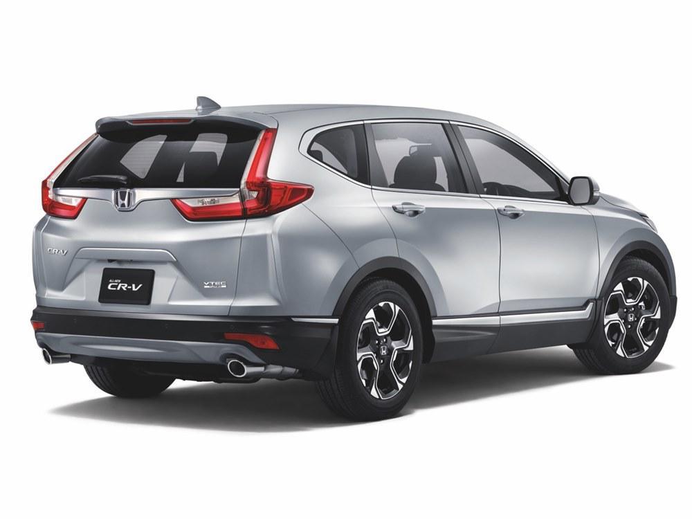 5月最熱賣車款為異軍突起的Honda CR-V,總共賣出2,164台,打敗Toyota Corolla Altis榮登冠軍!