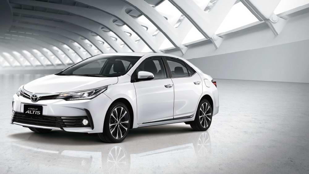 9月最熱賣車款依然由Toyota Corolla Altis稱王(圖片來源:https://autos.yahoo.com.tw/new-cars/trim/toyota-corolla-altis-2018-1-.-8%E8%B1%AA%E8%8F%AF%E7%89%88)