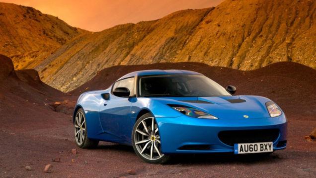 Lotus將開發跨界休旅車型!!