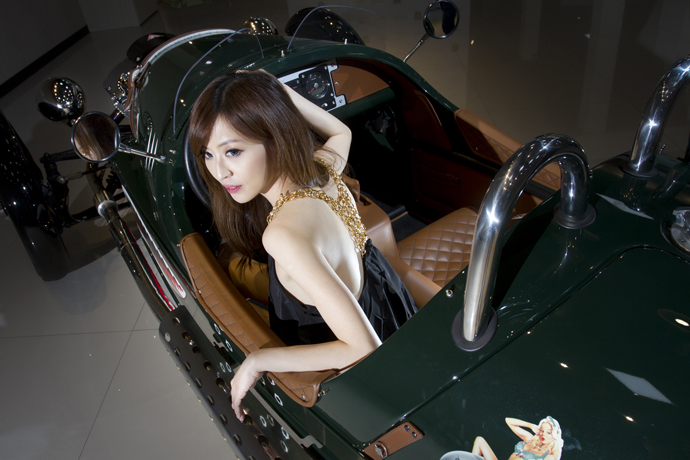 【HD影片-Lucy愛車】Morgan 3 wheeler