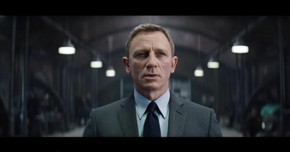 ▲James Bond心中OS:「超爽DER,又有新車可以開了」