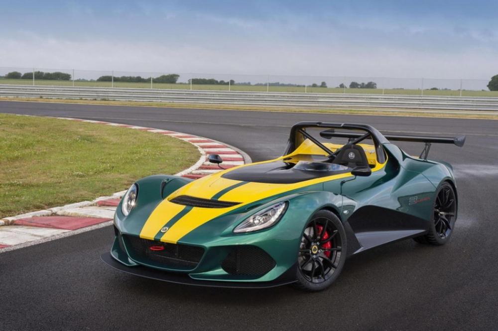 極速蓮花 Gama Lotus即日起接單引進全新Lotus 3-Eleven