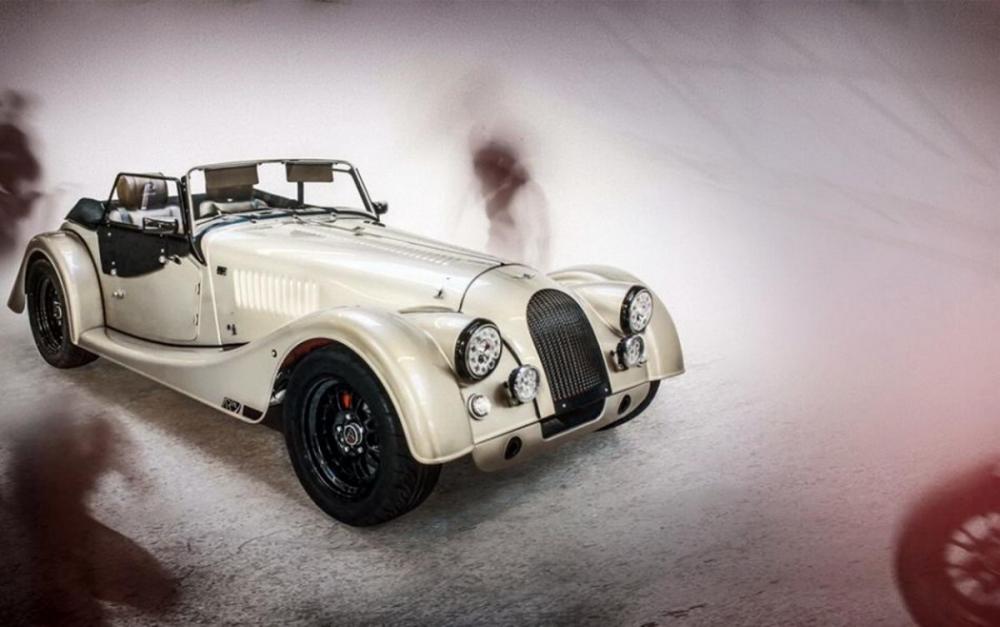 百年英國紳士換新裝!Morgan發表「AR Plus 4」全新車型