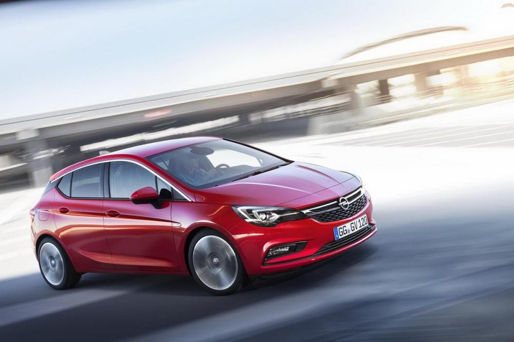 運動掀背「Astra K」震撼登場,德國老牌Opel嘔心瀝血之作!