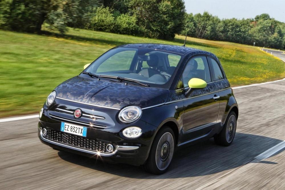 2015年Fiat 500小改再出擊 x 「原汁原味」延續1957年的經典