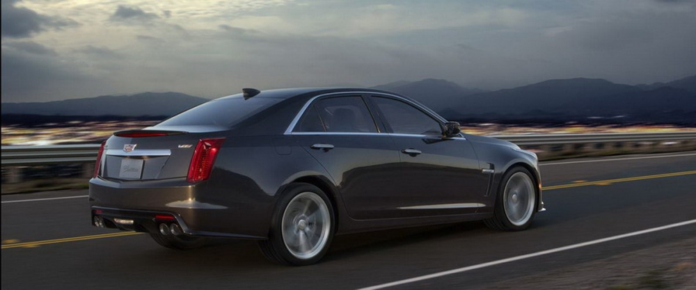 『白煙番長』篇!GM發表Cadillac CTS-V 2016甩尾宣傳影片