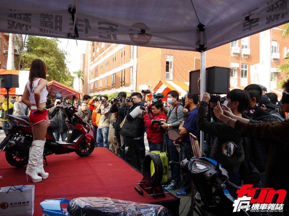 AEON宏佳騰熱情參加南台車展