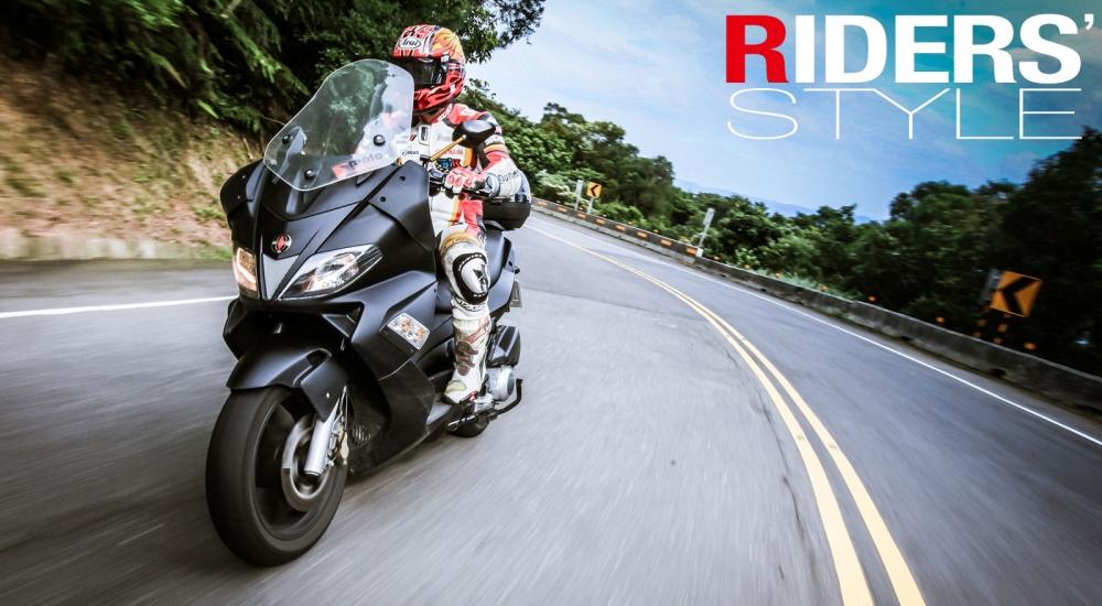 SRV850 × NM4-010 × RV270 × SR MAX300 實感試駕