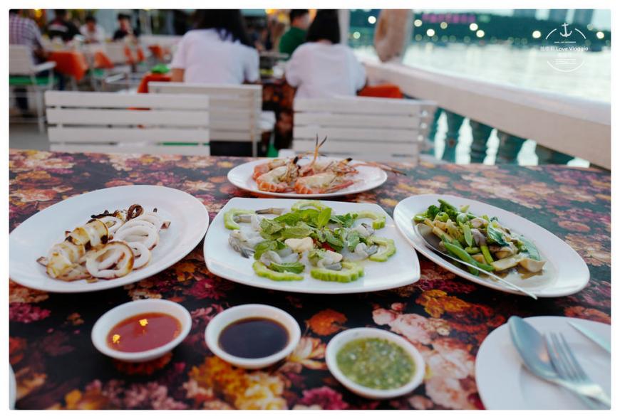 芭達雅海鮮碳烤 King Seafood
