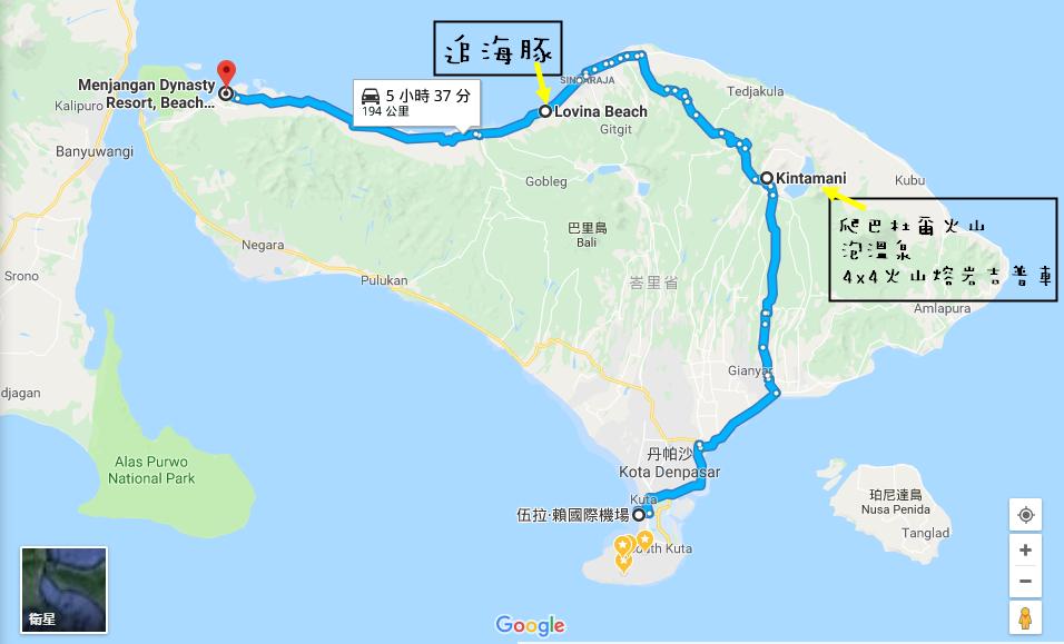 鹿島∣你知道峇里島有個的隱藏版秘境嗎?