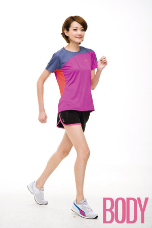 Be A SPORTY GIRL