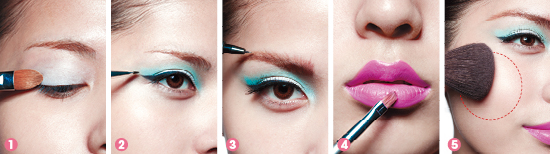 2013春妝趨勢