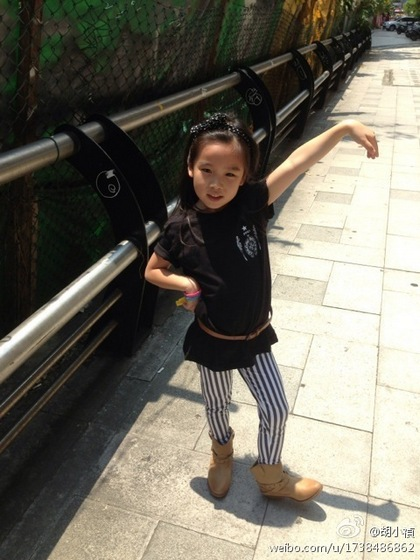 【親子時尚】小禎偏愛帥氣風 女兒卻愛公主風