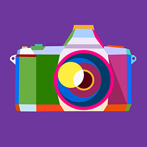 the Travel photographs group icon