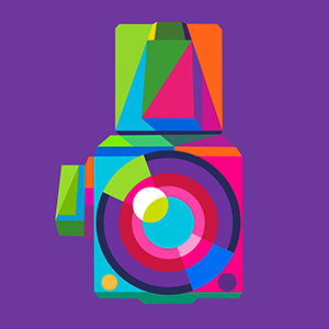 the Sony Alpha 300/350 group icon