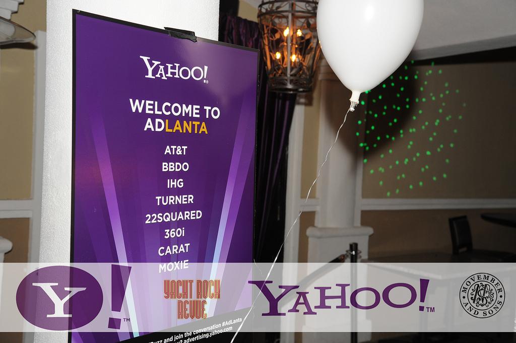 Yahoo Atlanta Office Customer Appreciation Event