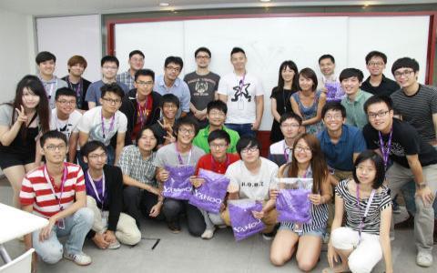 2013 Yahoo! Taiwan Intern