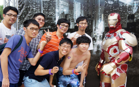 2013 Yahoo! Taiwan Intern at Summer Part