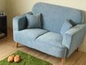 可愛造型雙人沙發