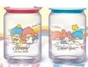 美樂蒂x雙星仙子玻璃瓶