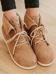 鉚釘休閒短靴