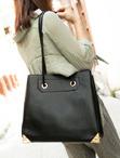 韓版-金邊立體包型側背包