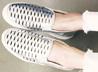 完美的鏤空厚底鞋