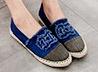 韓空帆布懶人鞋