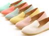 甜蜜馬卡龍樂福鞋