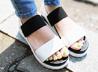 寛版羅馬涼鞋