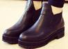 側鬆緊短靴