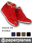 正韓製麂皮增高休閒鞋