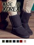韓國直送經典款雪靴
