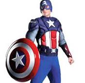 美國隊長上尉服