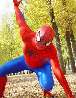 蜘蛛人緊身衣