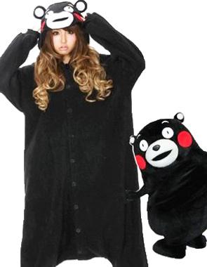 熊本熊Kumamon服裝