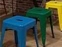 北歐設計工業美學椅