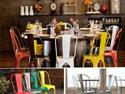 工業美學單椅