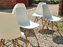 北歐經典設計單椅