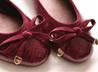 小格紋圓頭單鞋