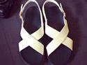 厚底楔型增高涼鞋
