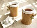 la-boos 瓷竹杯