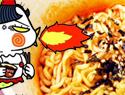 韓國金海鮮炒碼麵