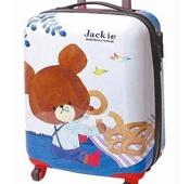 小熊學校旅行箱